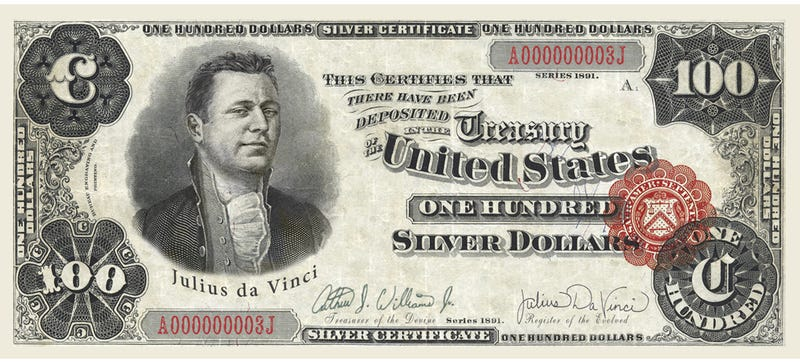 Illustration for article titled The Rise and Fall of America's Greatest Convicted Counterfeiter
