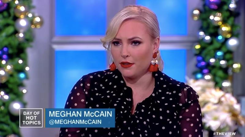 Illustration for article titled Meghan McCain Meghan McCains, Again