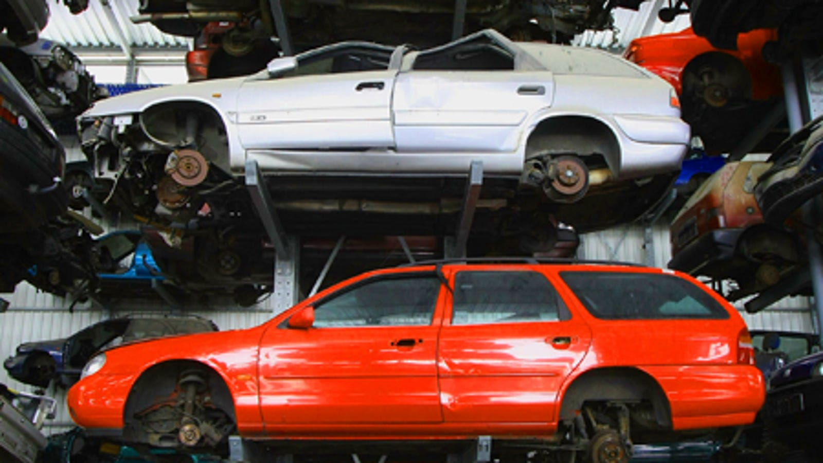 Ten Most Traded-In And Purchased Cash For Clunkers Cars