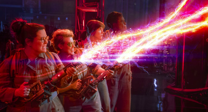 Illustration for article titled Here's the Lowdown on All Four New Ghostbusters