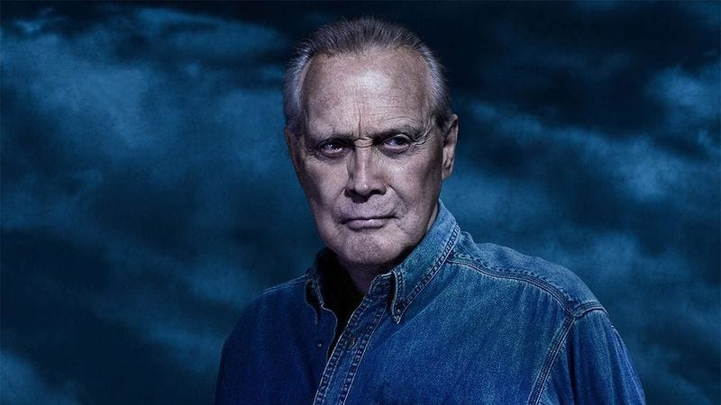 Lee Majors on Ash Vs  Evil Dead, Elvis Presley, and The Six