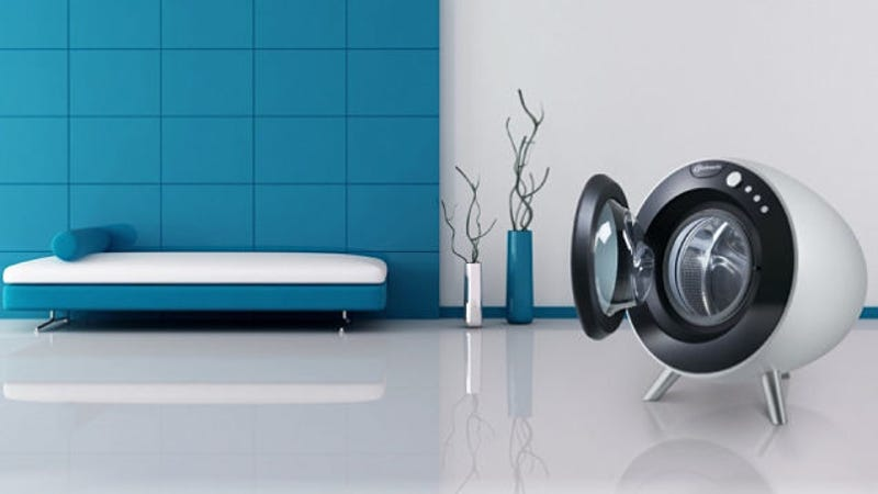 Fit a Washing Machine in Your Apartment, with Help from Science