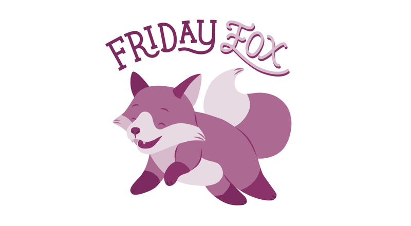 Illustration for article titled Friday Fox