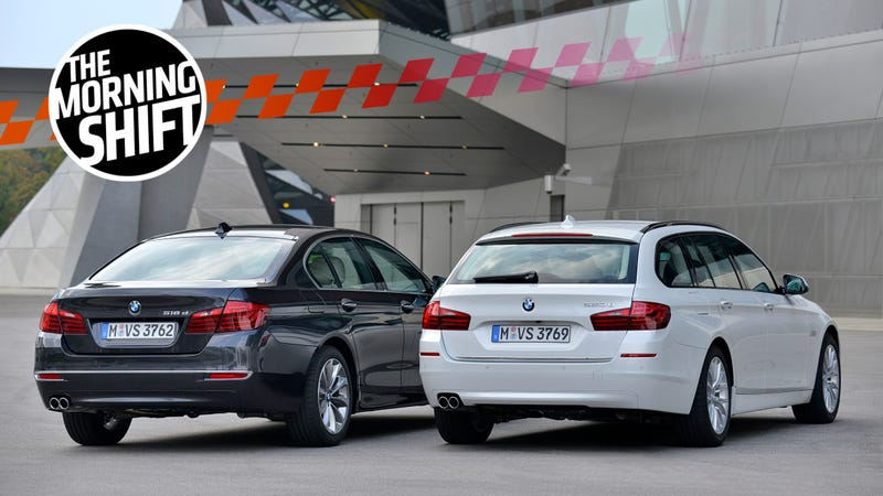 Illustration for article titled BMW, Daimler and VW Hit With Diesel Collusion Investigation