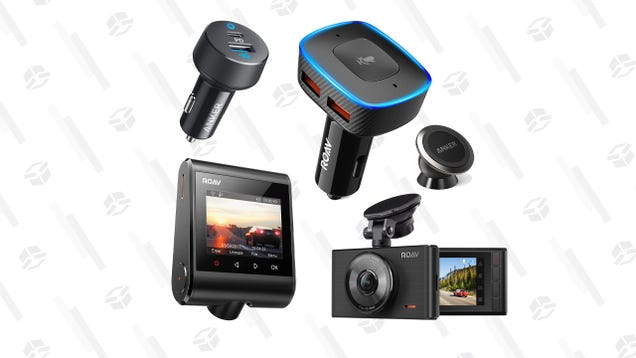 Drive Away With Great Deals On a Bunch of Anker Car Accessories, Today Only