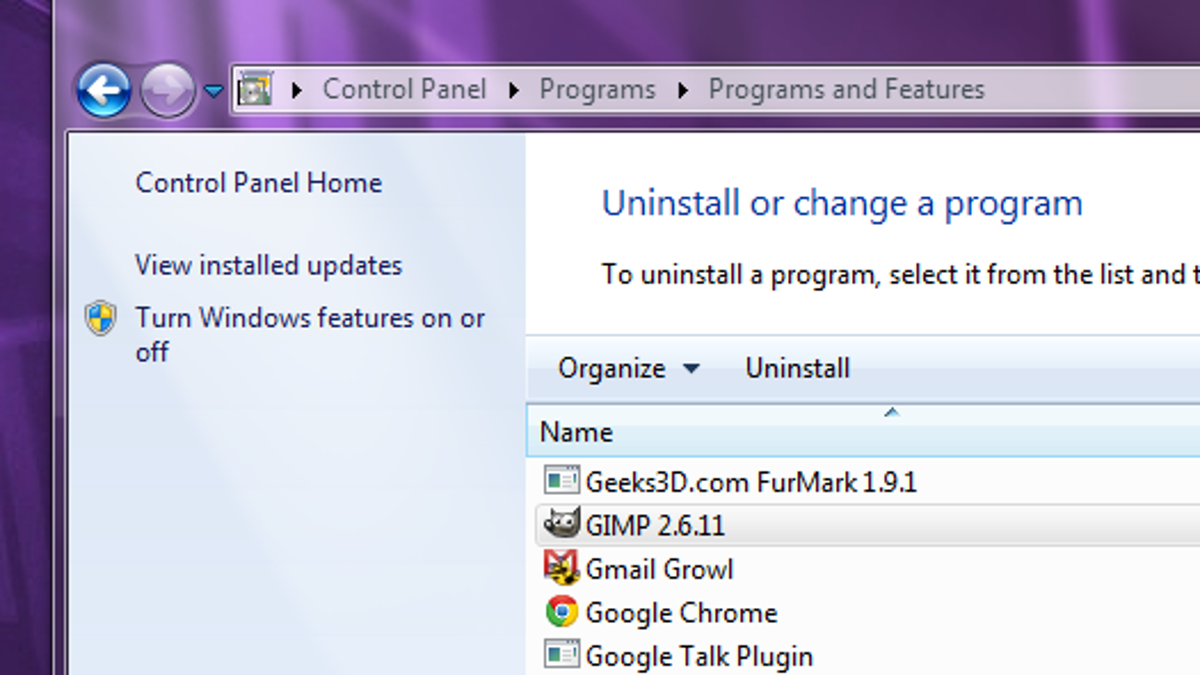 How to Uninstall a Program From Your Computer