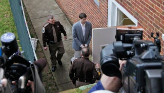 Illustration for article titled Former Virginia Lacrosse Player George Huguely Found Guilty Of Second-Degree Murder