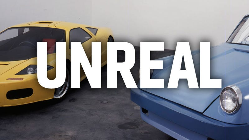 Illustration for article titled These Amazing Thai Knockoff Supercars Might Be The Greatest Car-Art Projects Ever