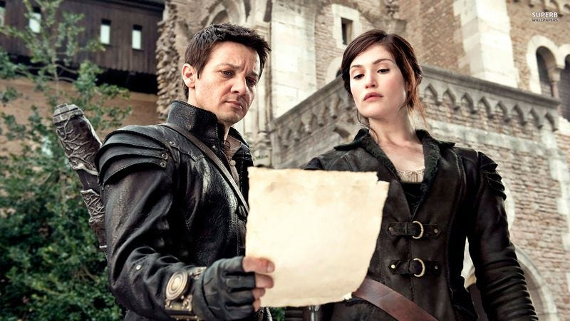 The stars of Hansel And Gretel: Witch Hunters, pondering the move to the small screen
