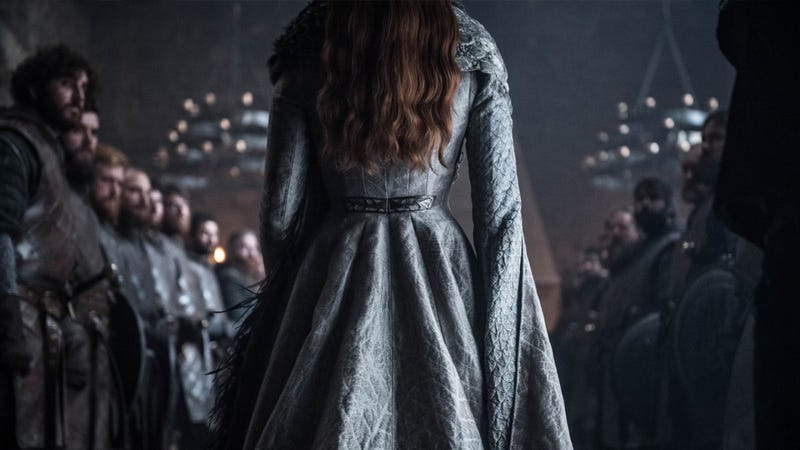 Sansa's strolling into this year's Emmy Awards.