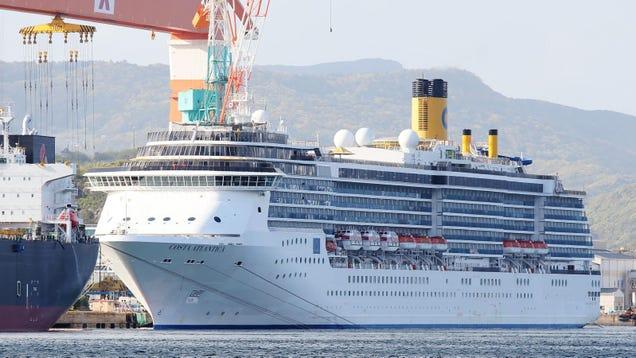 148 Crew Members Test Positive for Coronavirus on Cruise Ship Docked in Japan