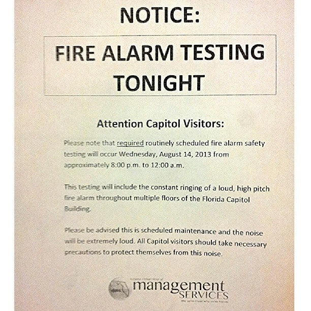 Fire Alarm Testing Announcement Image Mag : 18x0wpjs346xojpg from imagemag.ru size 612 x 612 jpeg 124kB
