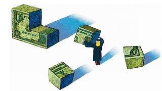 Illustration for article titled The Race And Gender Gap In Lifetime Earnings
