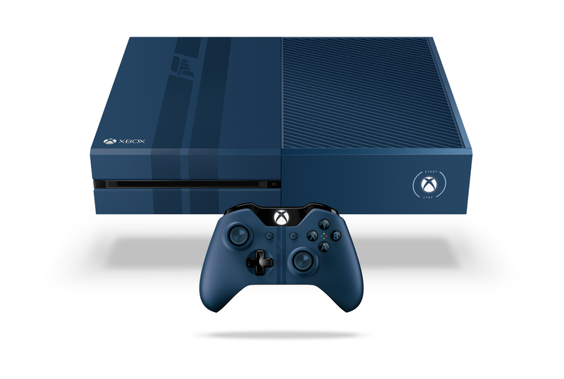 Illustration for article titled Console Blip: Xbox One Forza Motorsports 6 Limited Edition Console