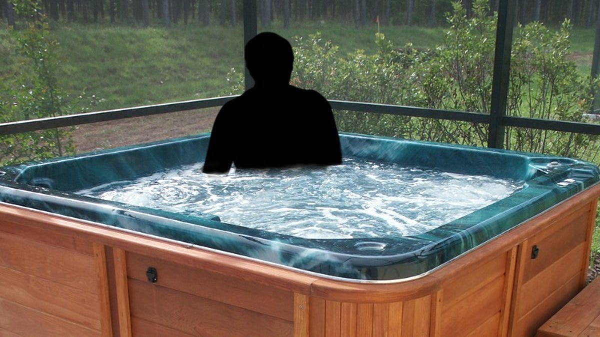 Would You Enjoy To See A Jacuzzi Man?