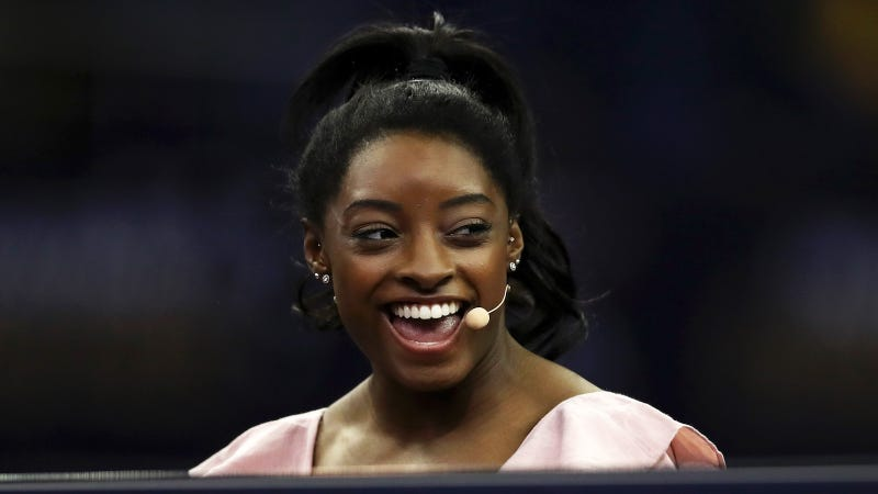 Illustration for article titled Simone Biles Speaks Candidly About Depression and Recovery After Sexual Abuse