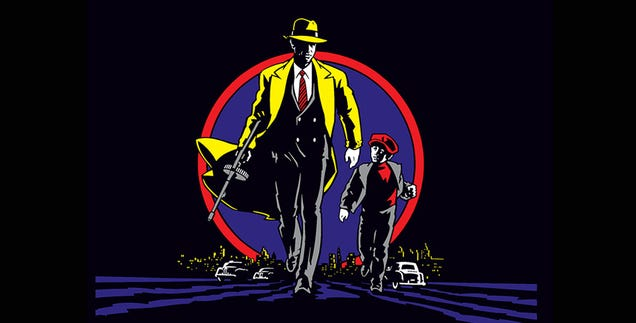 Dick Tracy Is an Exercise of Style Over Substance, With Lots of Batman Sprinkled on Top