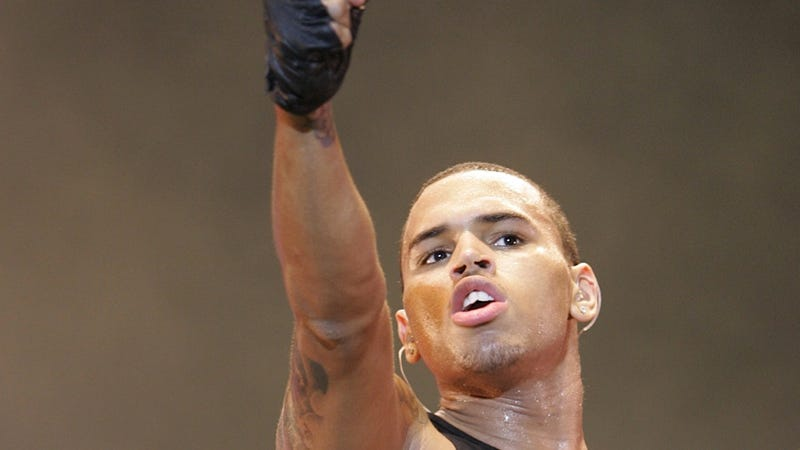 Illustration for article titled Chris Brown Brags About Losing His Virginity When He Was Eight
