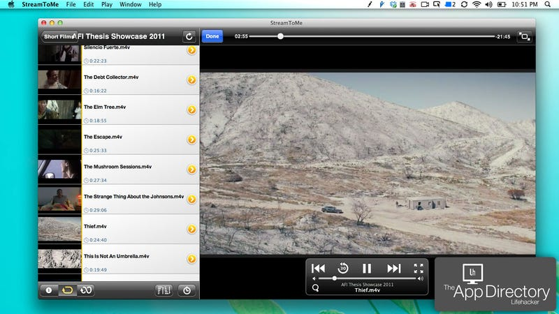 The Best Video Streaming and Live Conversion App for Mac OS X