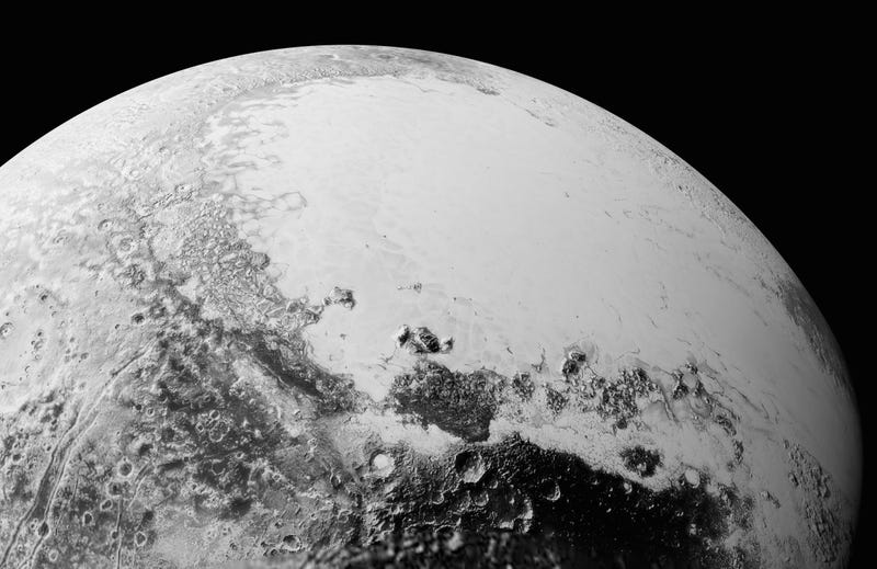 Illustration for article titled NASA Just Released This Amazing New Set of Up-Close Pluto Pictures