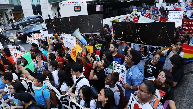 White House still reviewing DACA programme for immigrant children - adviser