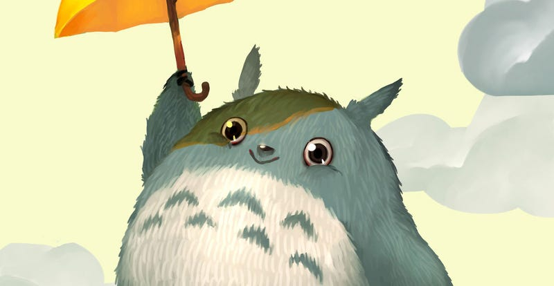 Illustration for article titled Uh, Totoro, Are You OK?