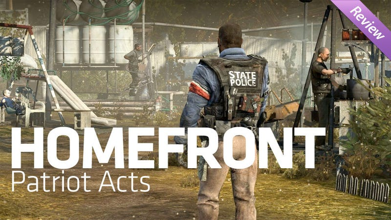 Illustration for article titled Homefront Is An Emotional Shooter That Doesn't Quite Deliver