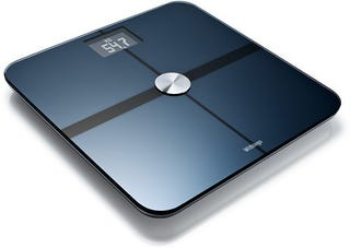 Illustration for article titled Withings WiFi Body Scale Transmits Your Shame To The Internet, iPhone