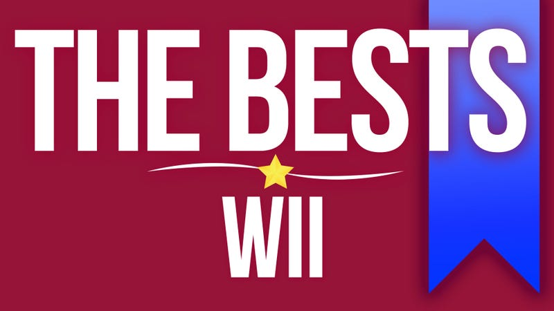 Illustration for article titled The 12 Best Games on the Wii