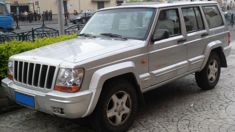 Ilration For Article Led The Jeep Cherokee May Come To China But It 39