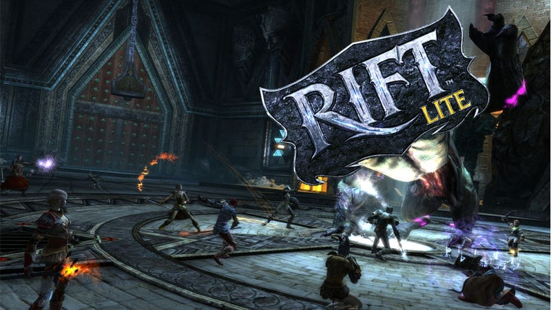 Illustration for article titled Rift Lite Has the Great Taste of 20 Levels With None of the Cost