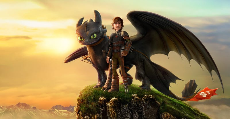 Illustration for article titled How to Train Your Dragon va a tener su propia serie animada en Netflix