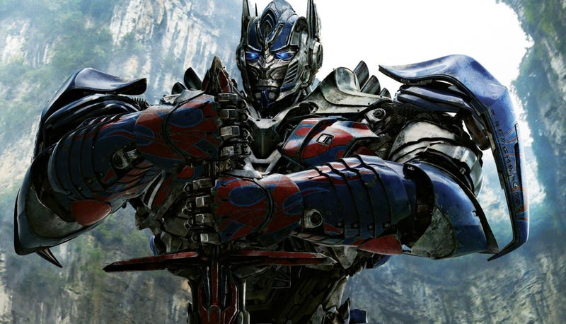 Optimus Prime could get a solo movie.