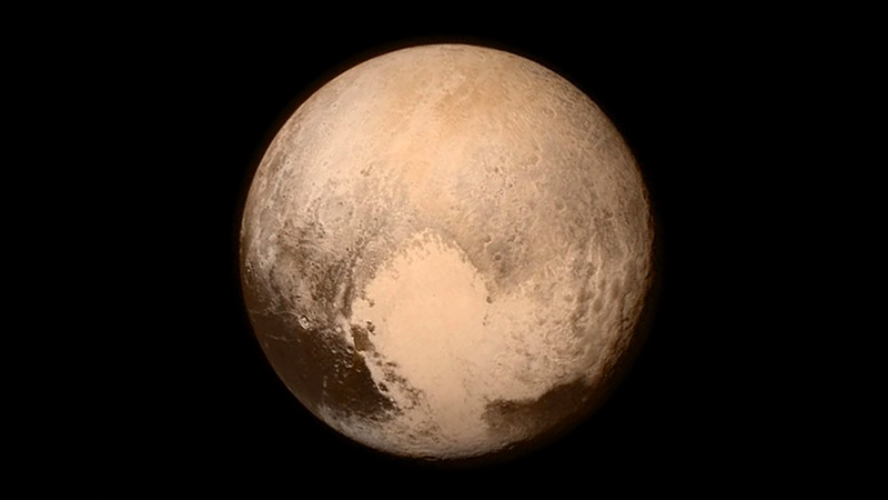 Illustration for article titled How This Iconic Image of Pluto Came to Be