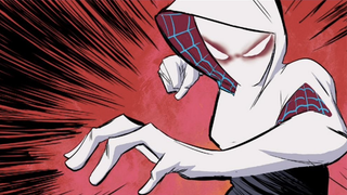 Illustration for article titled Spider-Gwen Comic Can't Create New Characters Because Of Sony—Or Can It?