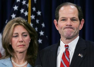 Illustration for article titled Spitzer, Wife: Our Marriage Is Over