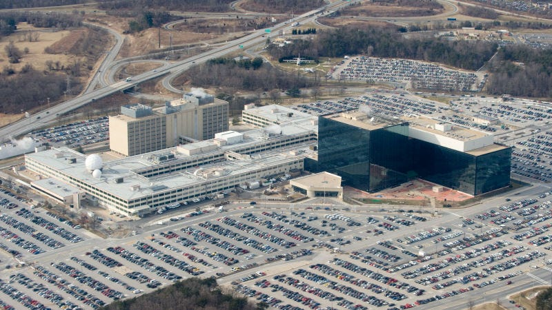 NSA Headquarters. Photo: Getty