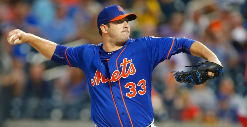 Illustration for article titled The Mets Have A Matt Harvey Problem