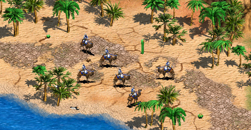 Illustration for article titled Age Of Empires II, A Game From 1999, Is Getting Another Expansion