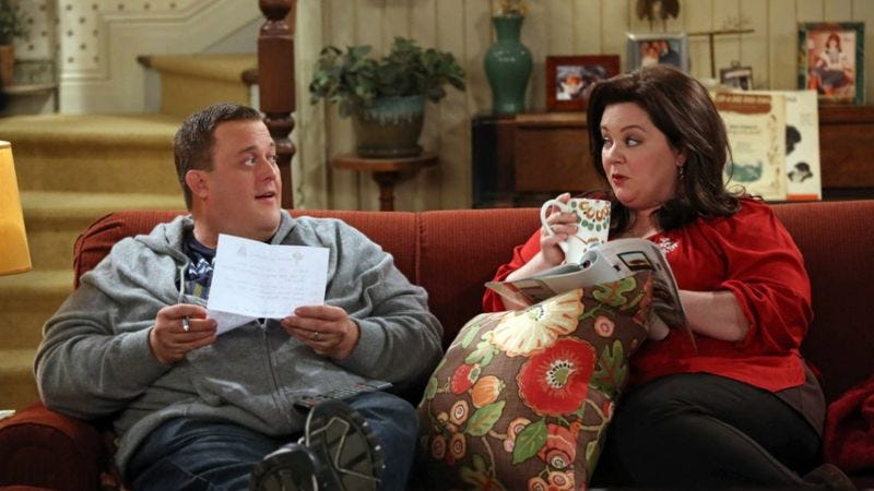 Illustration for article titled CBS says goodbye to Mike & Molly, hello to crazy Super Bowl tech