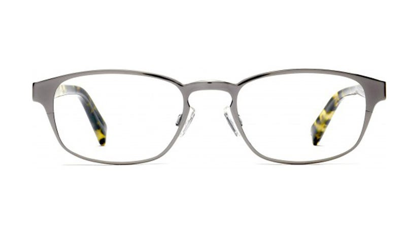 Illustration for article titled Warby Parker's Titanium Collection Makes You Want Four Eyes