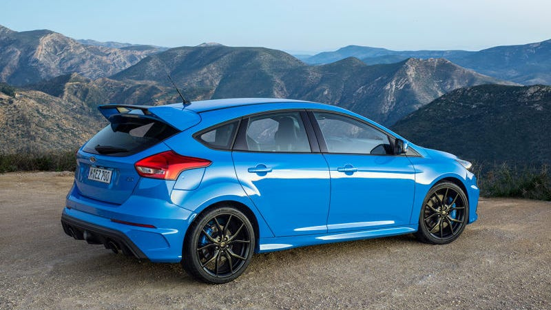 Illustration for article titled Autotrader Bot Writes a Kind of Poetic Ford Focus RS Ad