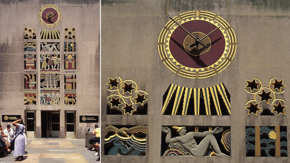 18 Amazing Art Deco Clocks From A Futuristic Past Building Synchronous Clock