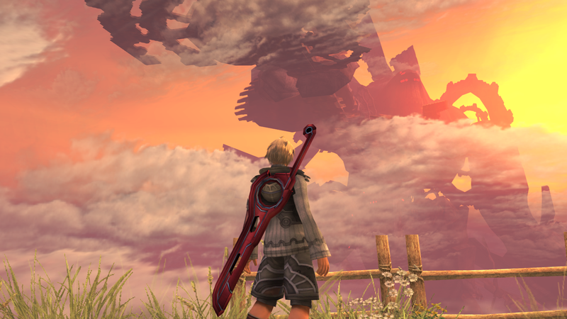 Illustration for article titled Monado? More Like MonaDON'T: Xenoblade and the Art of Unfinished Games