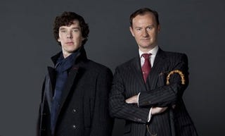 Illustration for article titled Is Sherlock getting verse?