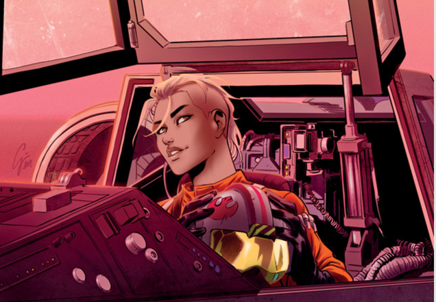 Marvel s Star Wars Variant Cover Art Commemorates LGBTQ Pride Month