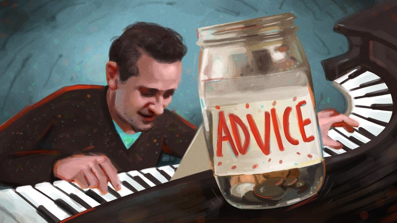 Illustration for article titled Ask an indie rock veteran: How do you play with a migraine?