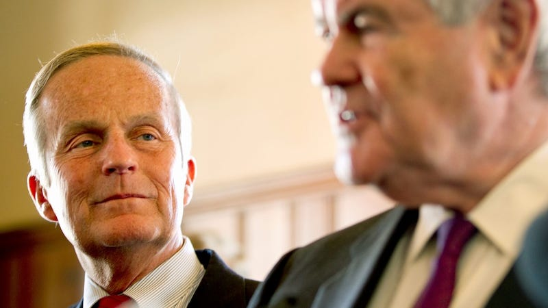 Illustration for article titled Today's the Last Day Todd Akin Can Legitimately Drop Out of the Senate Race