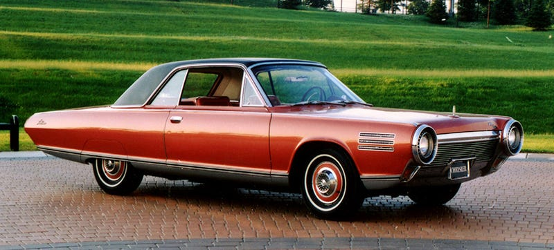 Illustration for article titled Everything You Need To Know AboutChrysler's Legendary Turbine Car