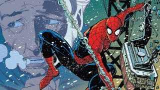 Illustration for article titled Peter Parker returns to Spider-Man. 'Nuff said.